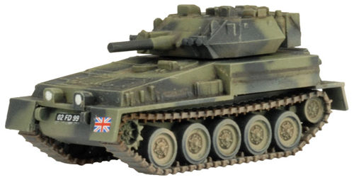 British Starter Force (Plastic) (TBRAB03)
