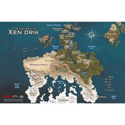 DnD Eberron Map Set -  Battlefront Miniatures