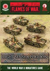 JBX03 Light Sensha Platoon