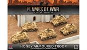 BBX32 Honey Armoured Troop (Plastic)