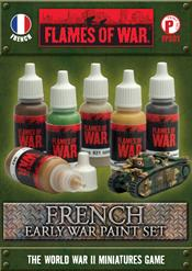 FPS01 French Early War Paint Set
