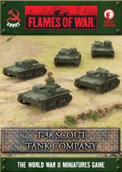 SBX27 T-38 Scout Tank Company