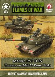VUSBX05 M48A3 Patton