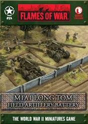 UBX40 M1A1 Long Tom Field Artillery Battery