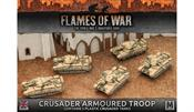 BBX39 Crusader Armoured Troop (Plastic)