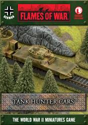 GBX60 Tank Hunter Cars