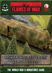 GBX62 BP44 Armoured Train Locomotive