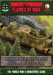 GBX65 BP44 Armoured Train Anti-aircraft Car