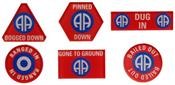 TD024A 82nd Airborne Gaming Set Add-on