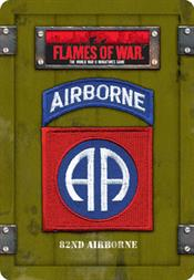 TD024 82nd Airborne Gaming Set