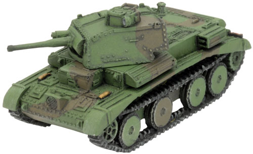 The A13 Cruiser Mk III miniature