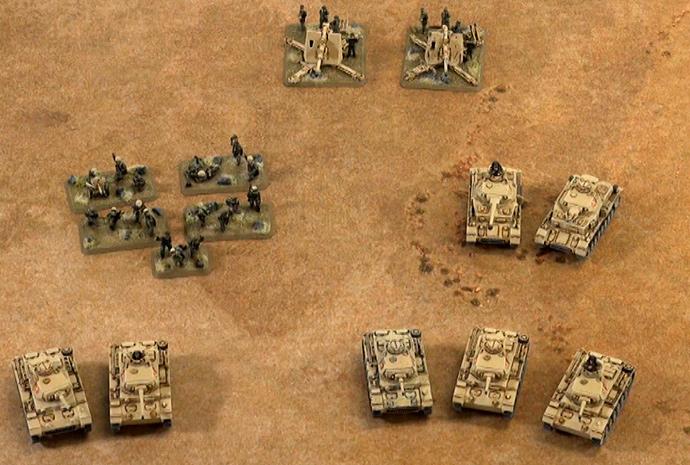 James's Afrika Korps