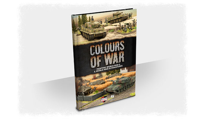 Colours of War (FW918)