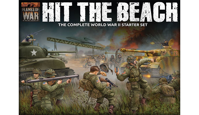 Hit the Beach Starter Set (FWBX09)