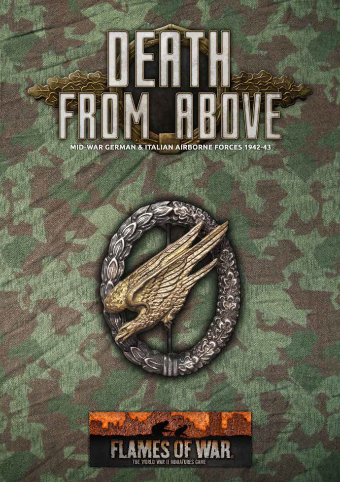 Death From Above: Mid War German & Italian Airborne Forces 1942-43 (FW249)