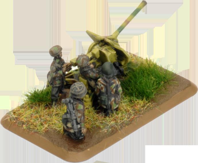 1//48 NWF 003 2 cm Flak Ladeschütze No 2 Fallschirmjäger