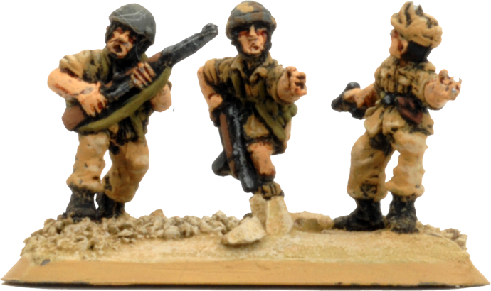 Parachutist Platoon (IT743)
