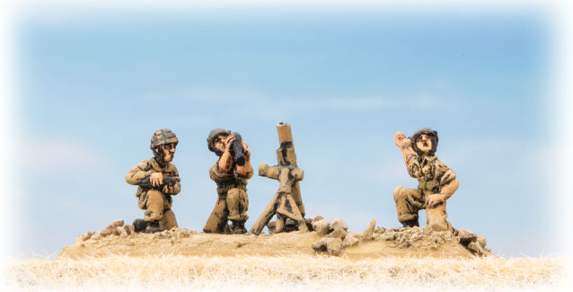 Parachutist Mortar Platoon (IT745)