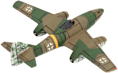 Me 262 A2a Sturmvogel (AC009)