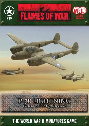 P-38 Lightning (AC011)