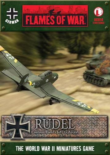 Oberst Hans-Ulrich Rudel (AC014)
