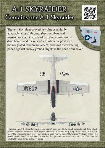 A-1 Skyraider (VAC01)