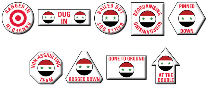 United Arab Republic Token Set (ATK02)
