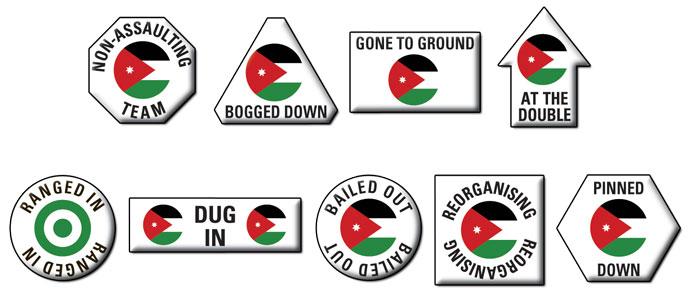 Jordanian Token Set (ATK03)