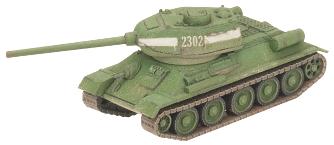 Click here to learn how to assemble the T-34 here...