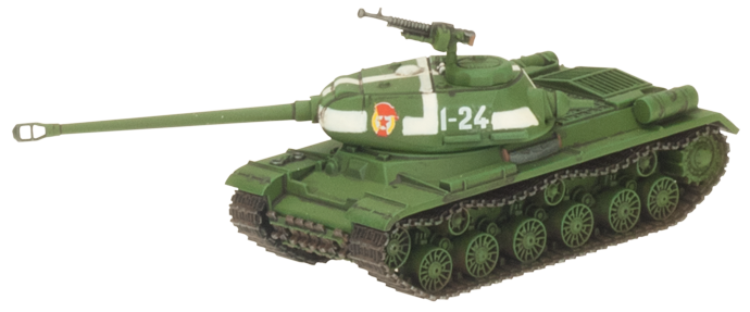 Click here to learn how to assemble the IS-2 here...