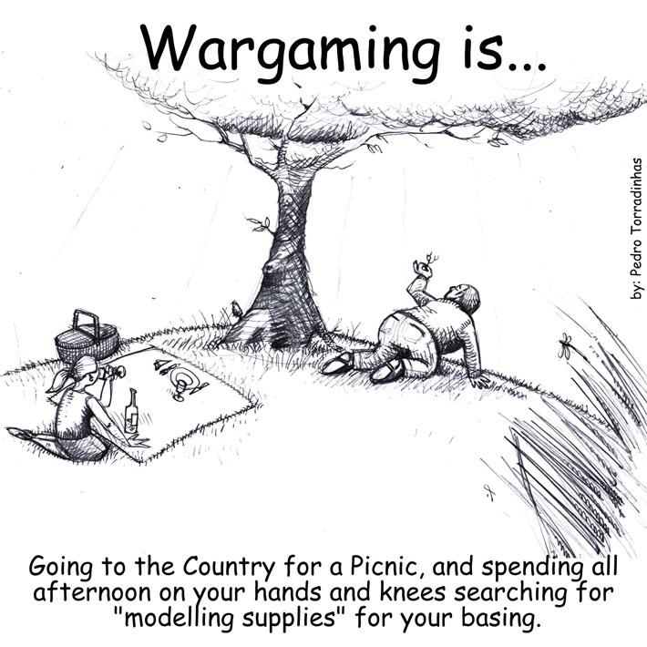 Wargaming is...