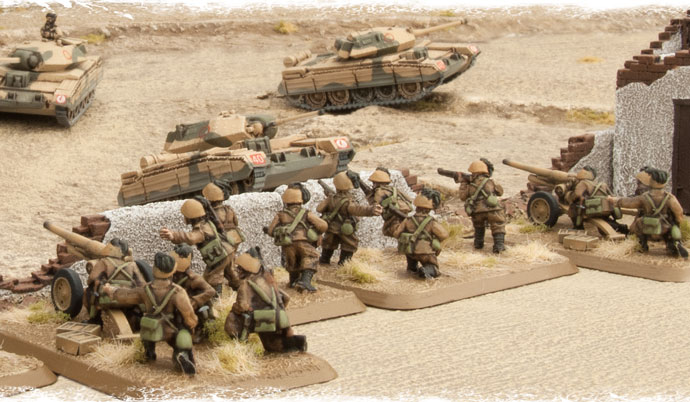 Avanti: Italian Forces In North Africa 1942-43