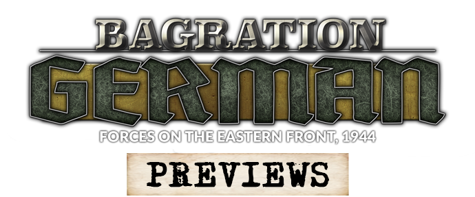 Bagration German Previews