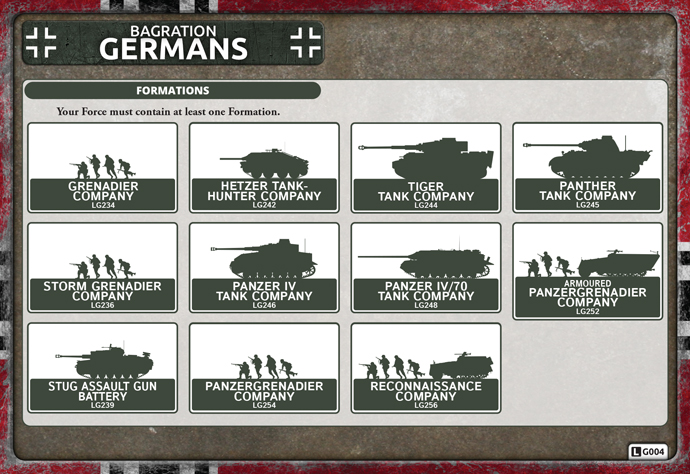 German Tank-hunter Kampfgruppe (GEAB20)