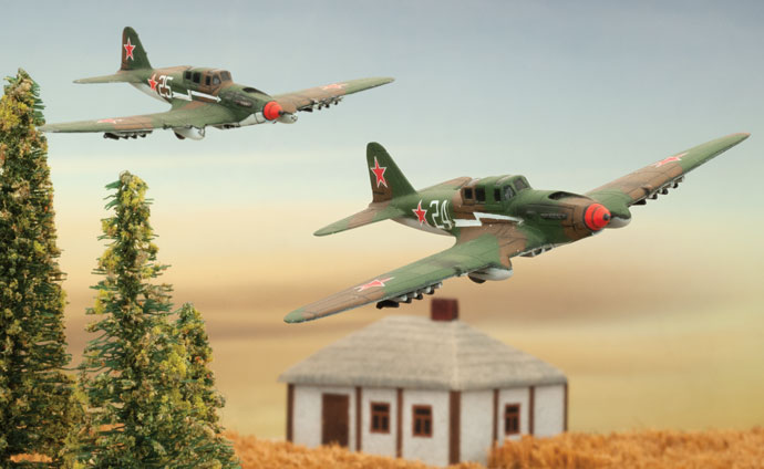 Air Power In Flames Of War