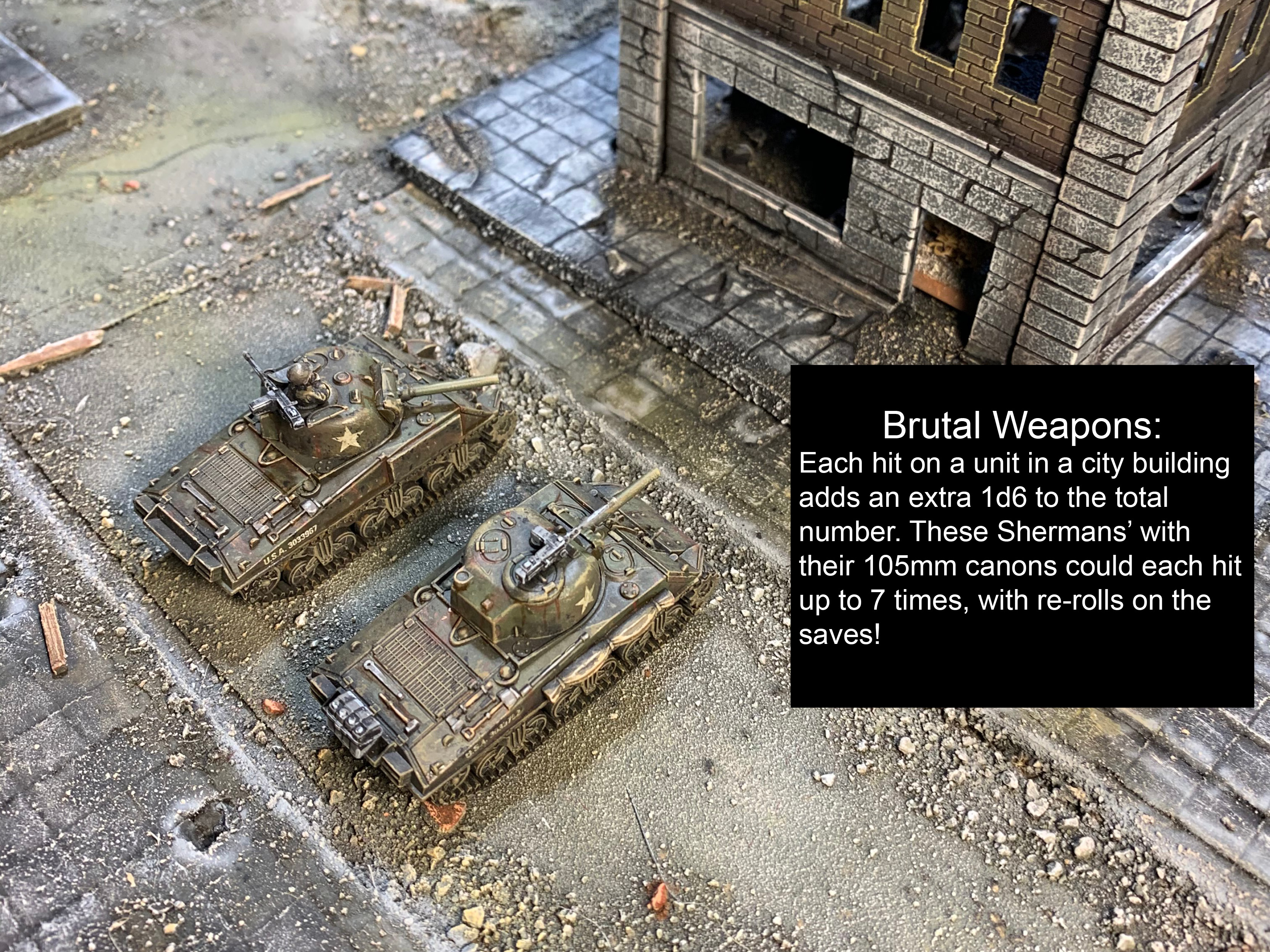 Fighting House to House – List Building for Flames Of War City Fighting