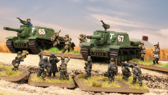 Army Building With The Heavy Assault Group Starter Box