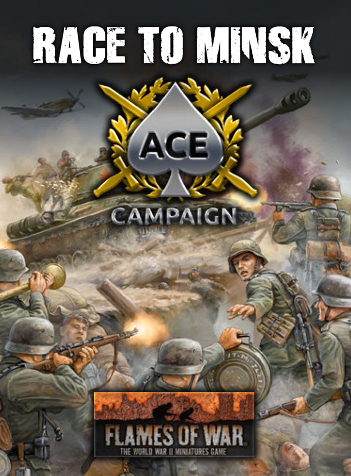 Race To Minsk Ace Campaign (FW266B)