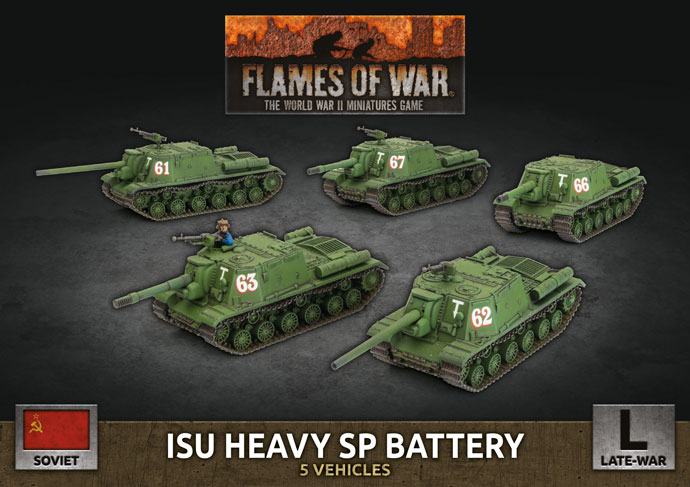 ISU Heavy SP Battery (Plastic) (SBX63)