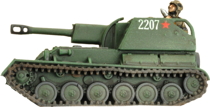 SU-76 Light SP Battery (SBX65)