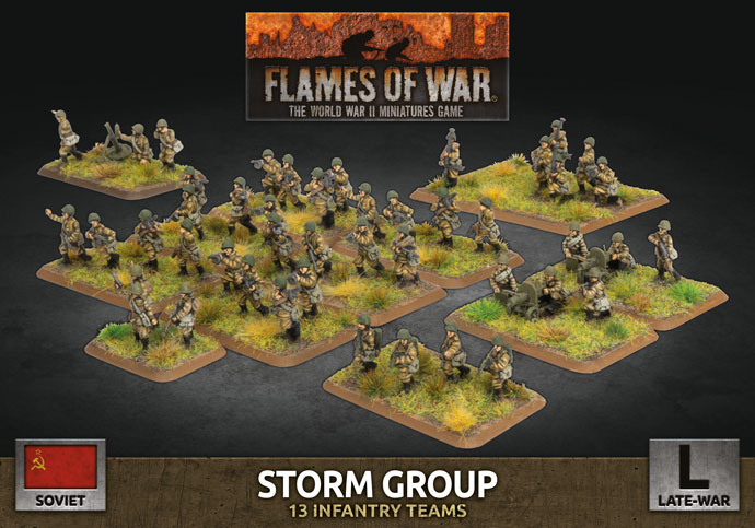 Storm Group (Plastic) (SBX81)
