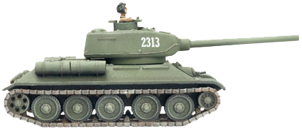 T-34 Assembly Guide