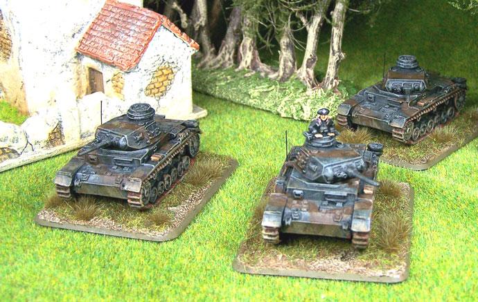 Gary Martin's Early War Light Panzer Company