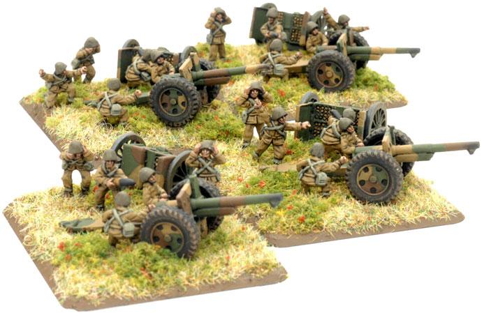 Casey's Artillery