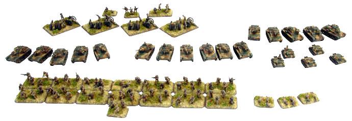 Casey's Completed Kompania Czołgów