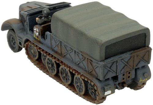 Mark's Company HQ - Sd Kfz 9 (18t)
