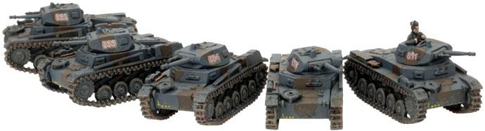 Mark's Panzer II Platoon