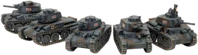Mark's Czech Panzer Platoon