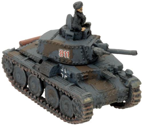 Mark's Czech Panzer Platoon - Panzer 38(t)