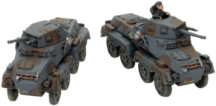 Mark's Heavy Panzerspäh Patrol